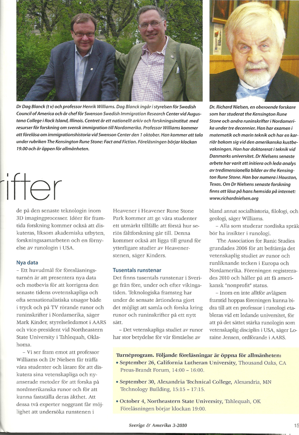 Sweden & America, 3-2010, page 2